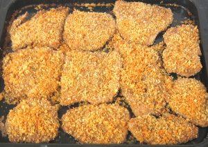 Grilled-Panko-Pork-Cutlets-Recipe