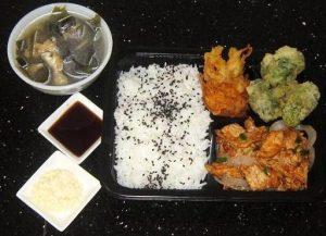 Pork-Slices-Bento-Set-Recipe