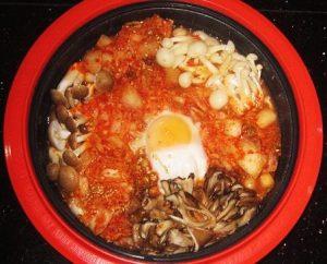 Kimchi-with-Mushrooms-Recipe